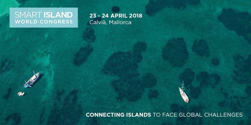 Grupo CMC y Brújula atenderán al Smart Island World Congress 2018