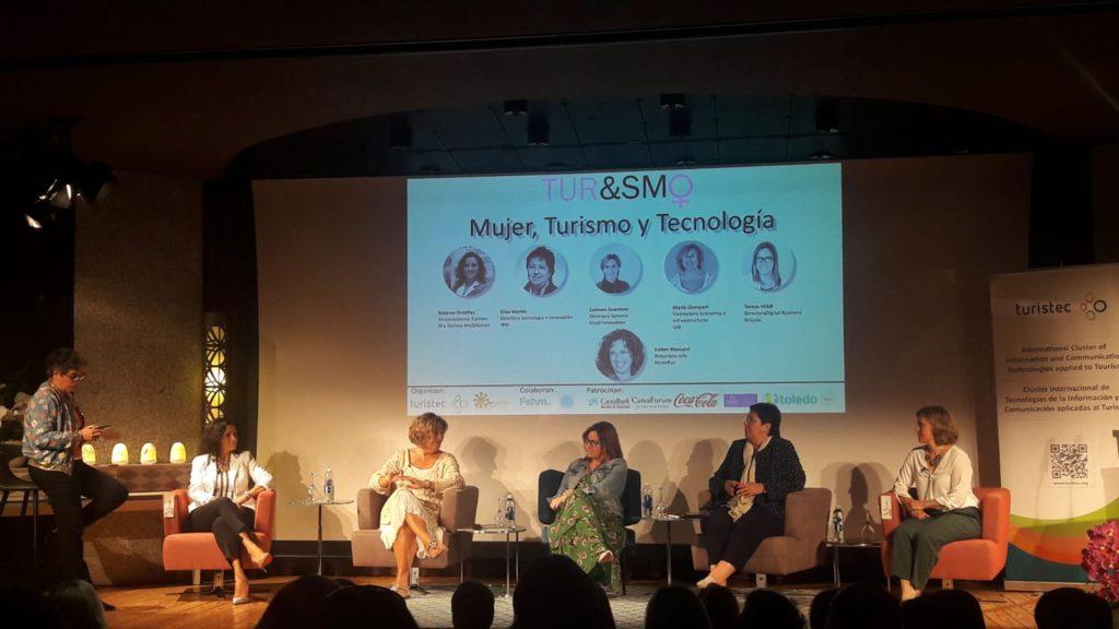 Brújula participa en el I Congreso Mujer y Turismo