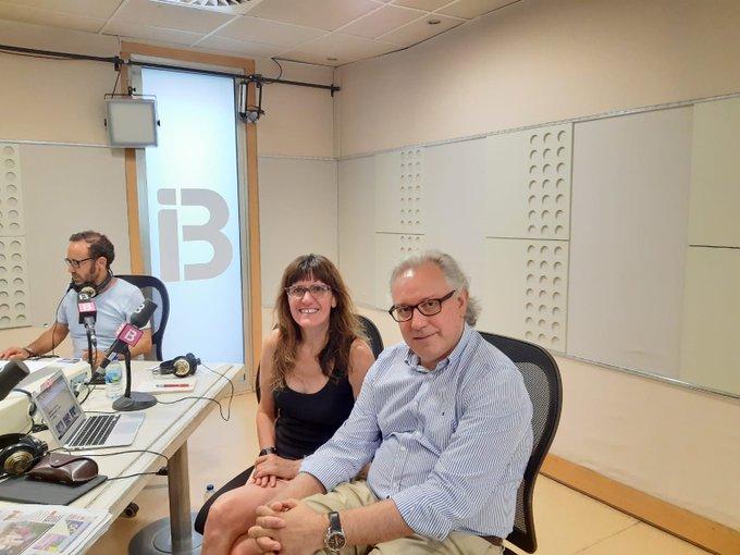 Hablamos con IB3 Radio sobre la transformación digital