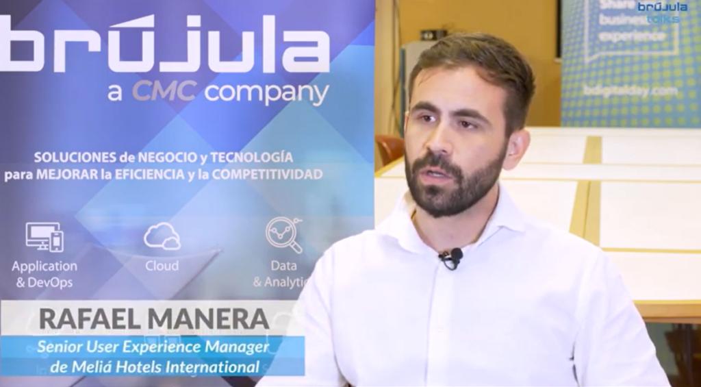 Brújula Talks. User Experience (UX)
